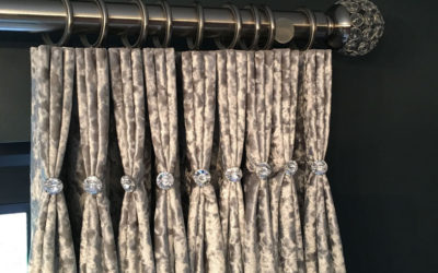Curtains - triple pleat