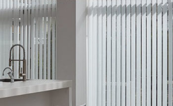 Vertical blinds - Curtains by Design
