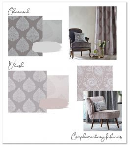 Basic mood board - Curtains by Design