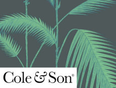 COLE & SON WALLPAPERS AND FABRICS at Curtains by Design