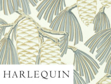 HARLEQUIN WALLPAPER at Curtains by Design