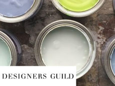 DESIGNERS GUILD PAINT at Curtains by Design