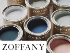 ZOFFANY PAINT at Curtains by Design